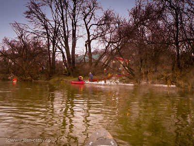 New Years Day 2012 Paddle -  (1 of 14)