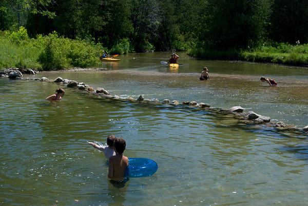 North Saugeen River 2012