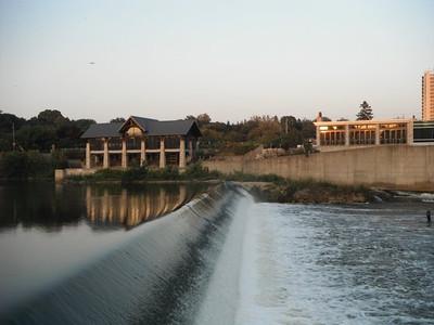 Parkhill Dam, Cambridge