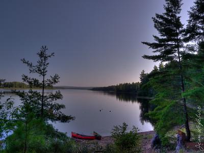 Lake Travers, Algonquin Park