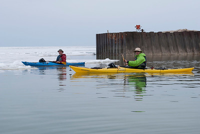 Bayfield River trip. Photos by Peter Hafemann