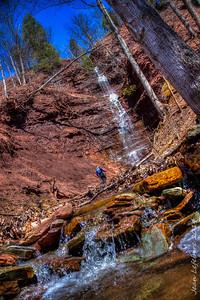 Falls of Bronte Creek