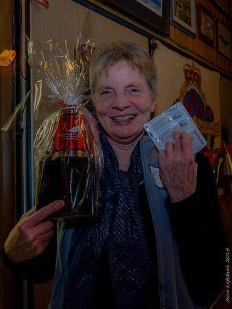 Door Prize Winner!