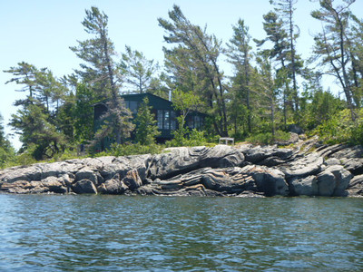 Georgian Bay and the McCoy Island 2014