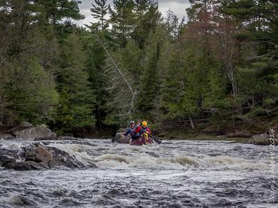 Raquette Rapids