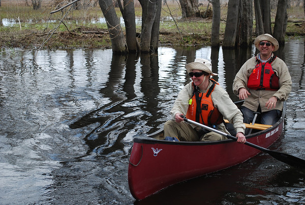 Minesing Swamp May 2014