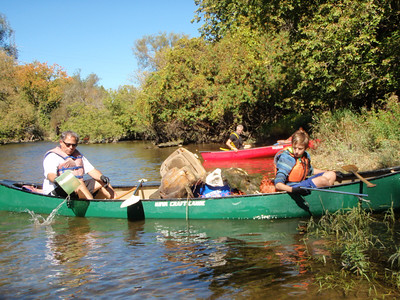 Speed River Cleanup 2014