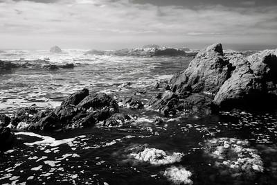 Seascape - Bean Hollow - California - USA