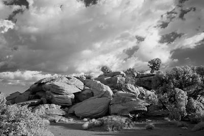 Rock Formations - Rim - UTAH