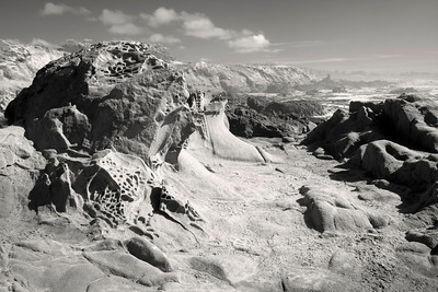 Rock Formations - Bean Hollow - California - USA