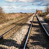 Barnby Dun rail crossing