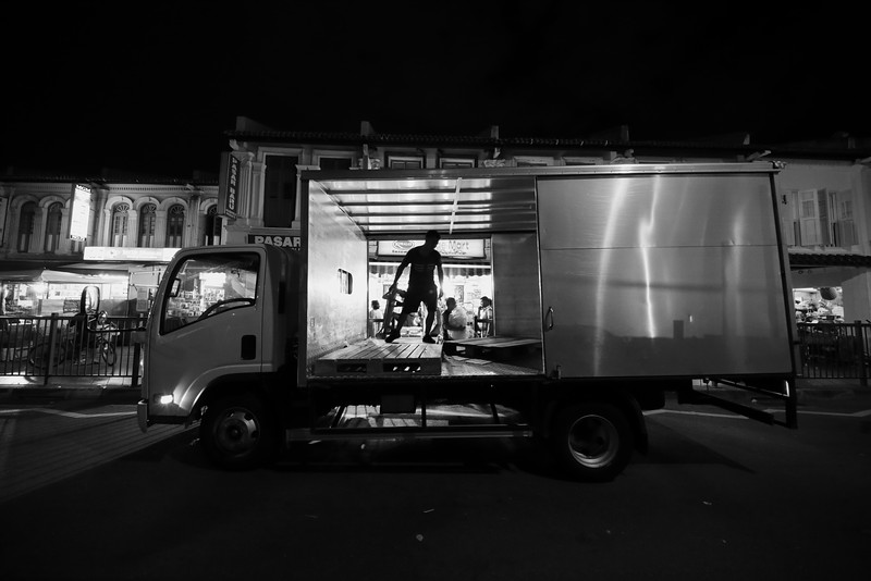 Night delivery