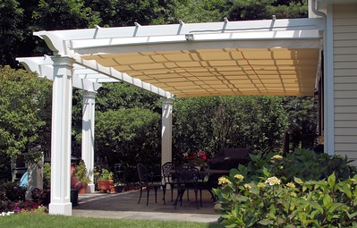 198 - 407172 - East Norwalk CT - Attached Pergola & Canopy