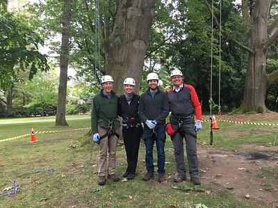 Canopy Climb & Volunteer Park 9-15-18