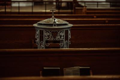 Stpatricks LatinMass Fr  McQuaide covid19 0312