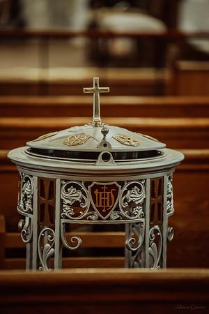 Stpatricks LatinMass Fr  McQuaide covid19 0311