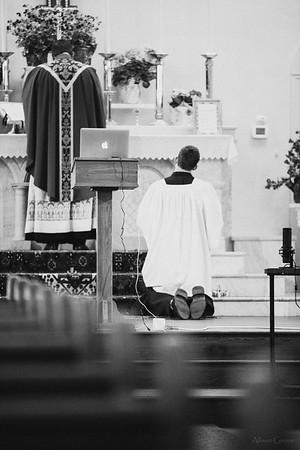 Stpatricks LatinMass Fr  McQuaide covid19 0291