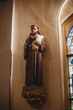 Stpatricks LatinMass Fr  McQuaide covid19 0318