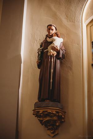 Stpatricks LatinMass Fr  McQuaide covid19 0319