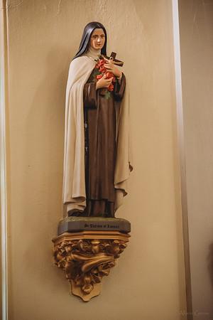 Stpatricks LatinMass Fr  McQuaide covid19 0320