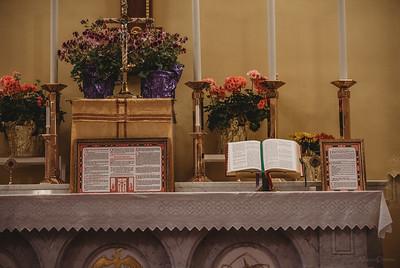 Stpatricks LatinMass Fr  McQuaide covid19 0326