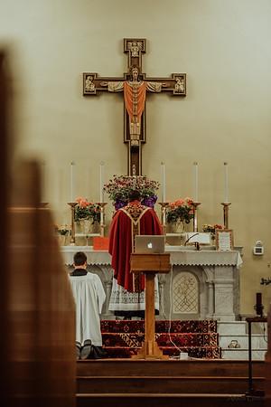 Stpatricks LatinMass Fr  McQuaide covid19 0269