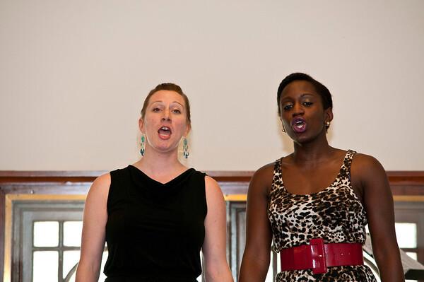 Cantare Con Spirito Rehearsal Show