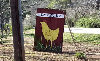 Around Canton Georgia