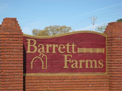 Barrett Farms Canton GA