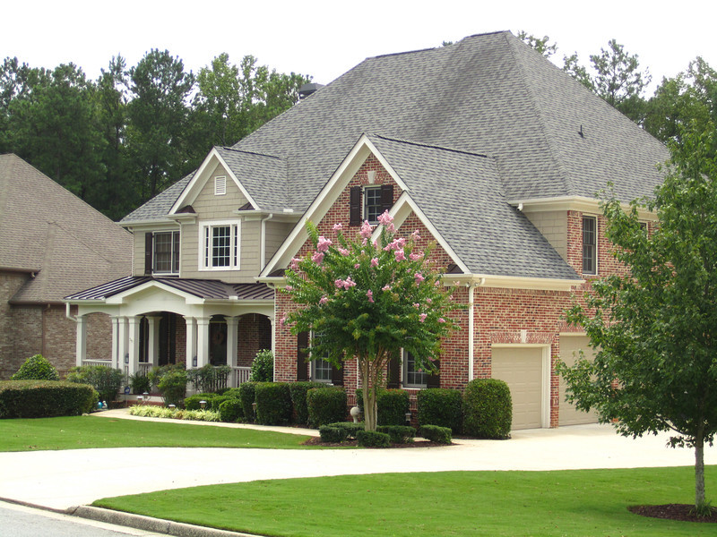 Bridgemill Canton GA Neighborhood Of Homes 072
