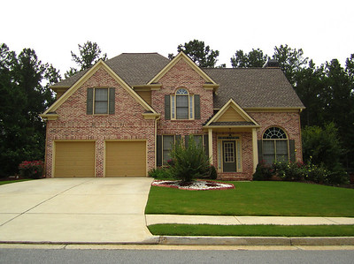 Bridgemill Canton GA Neighborhood Of Homes 059