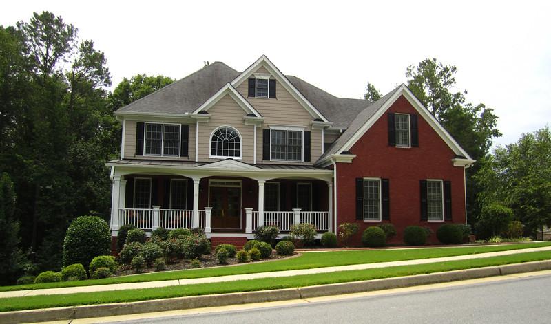 Bridgemill Canton GA Neighborhood Of Homes 062