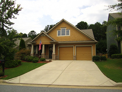 Bridgemill Canton GA Neighborhood Of Homes 054