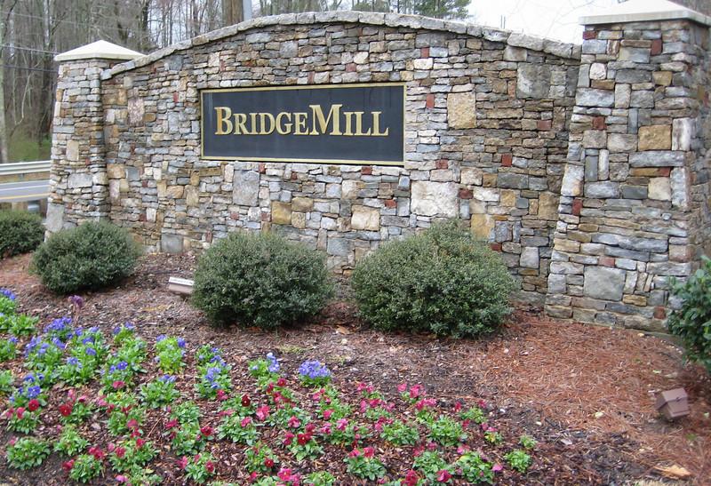 Bridgemill Canton GA Neighborhood (1)