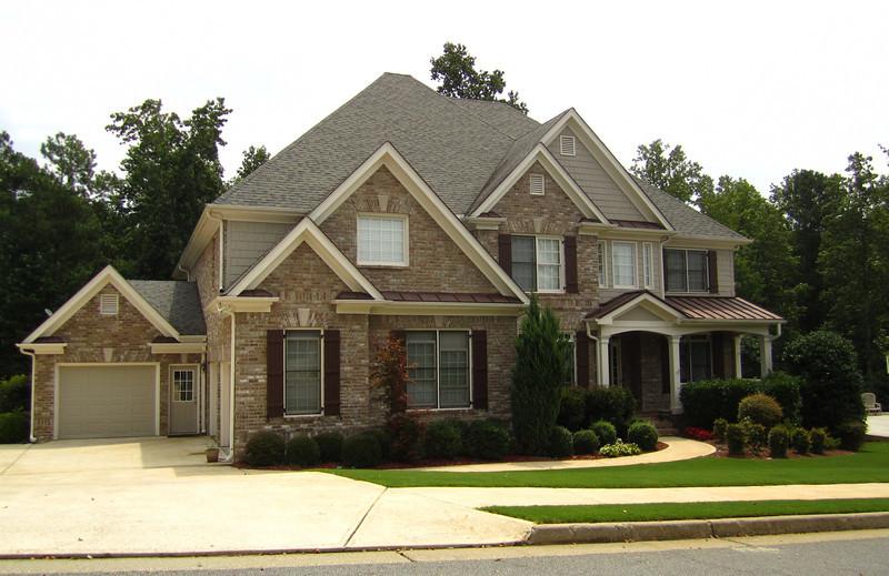 Bridgemill Canton GA Neighborhood Of Homes 064