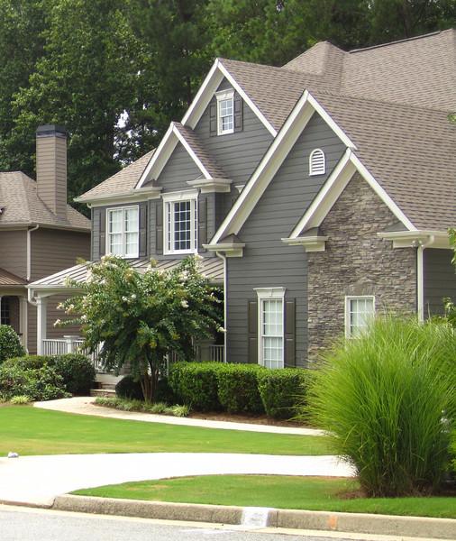 Bridgemill Canton GA Neighborhood Of Homes 077