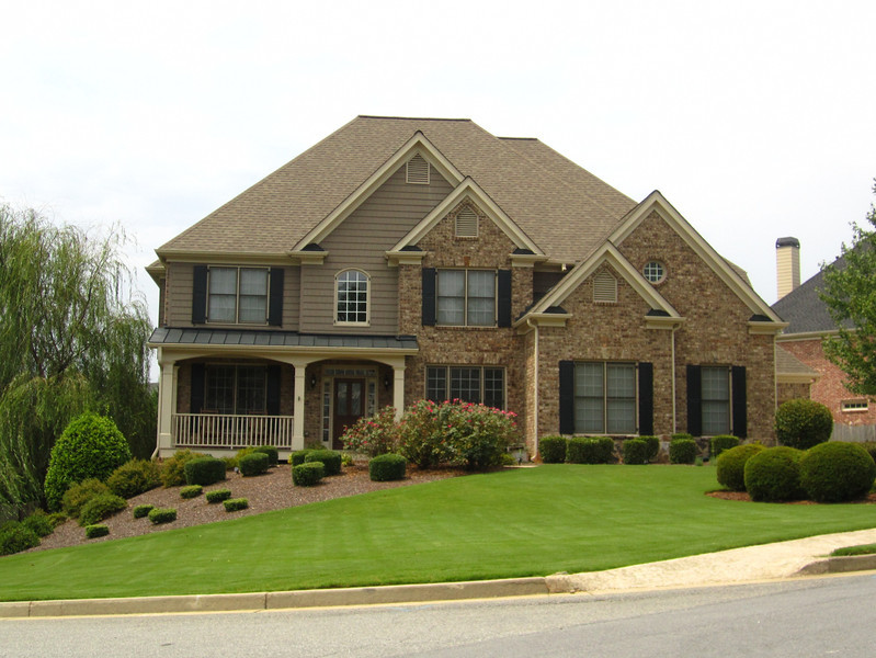 Bridgemill Canton GA Neighborhood Of Homes 063