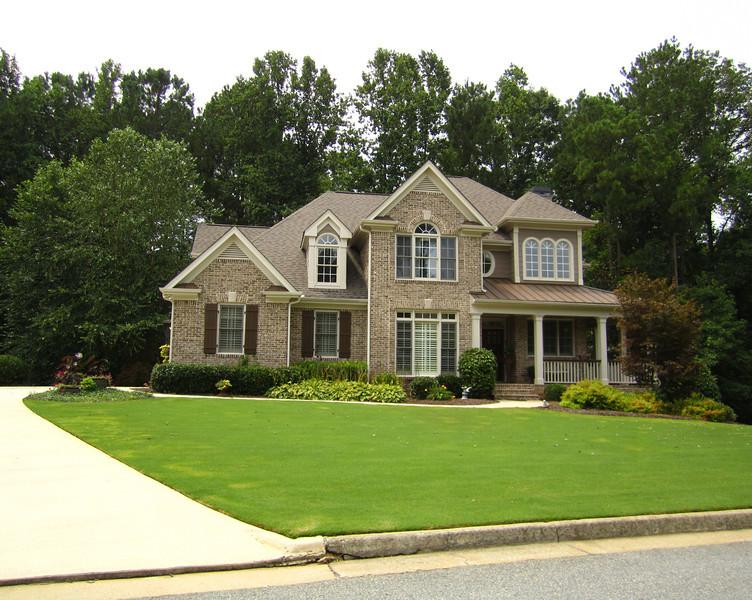 Bridgemill Canton GA Neighborhood Of Homes 074