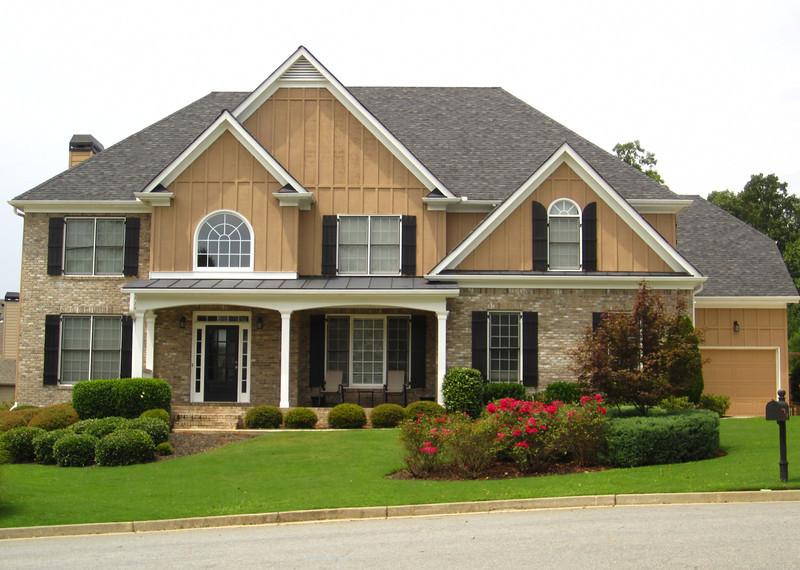 Bridgemill Canton GA Neighborhood Of Homes 066