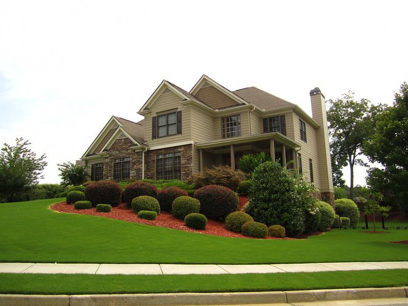 Bridgemill Canton GA Neighborhood Of Homes 071