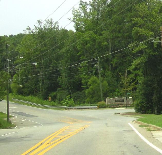 Bridgemill Canton GA Neighborhood Of Homes 044