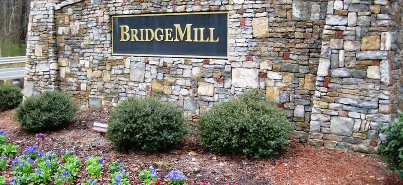 Bridgemill Canton Georgia Community used for active rain header