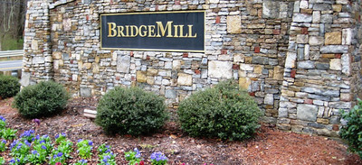 Bridgemill Canton Georgia Community used for active rain header