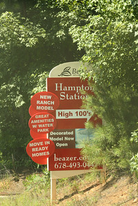 Hampton Station-Canton Cherokee County
