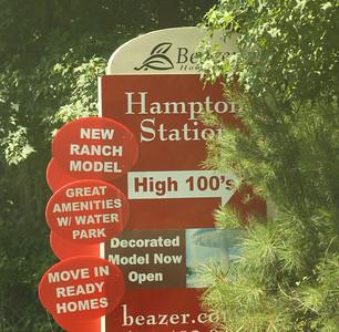Hampton Station Canton GA