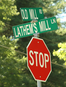 Lathem's Mill Cherokee County GA-City Of Canton (2)