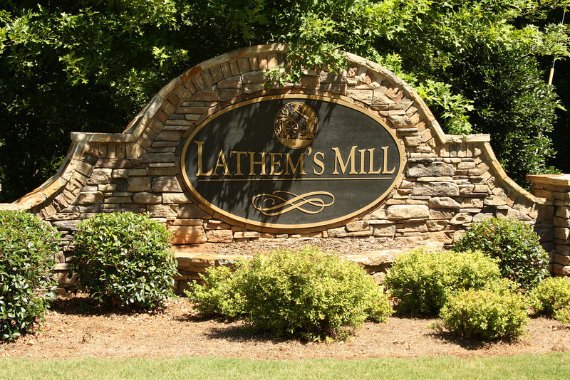 Lathem's Mill Cherokee County GA-City Of Canton (10)