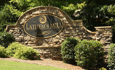 Lathem's Mill Cherokee County GA-City Of Canton (1)