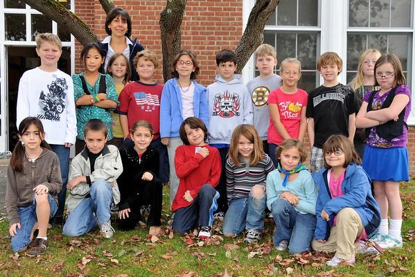 2009-10-22 Mrs. Achee's Class