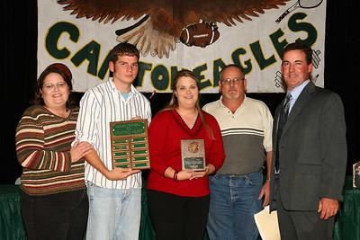 2006 Fall Sports Banquet
